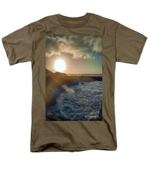 Blueside Men's T-Shirt  (Regular Fit) by Billie-Jo Miller