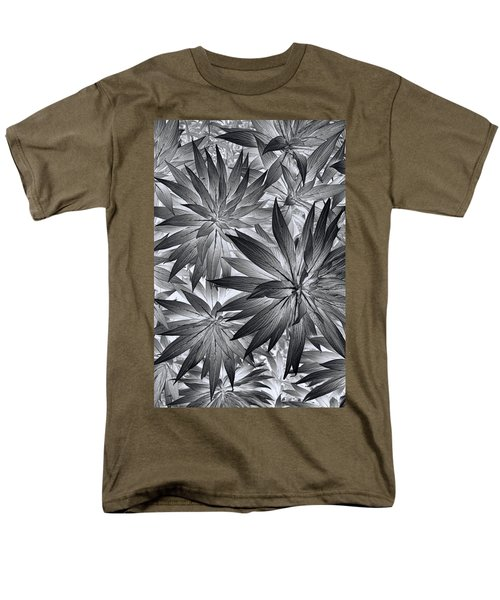 Men's T-Shirt  (Regular Fit) featuring the photograph Botanical by Wayne Sherriff