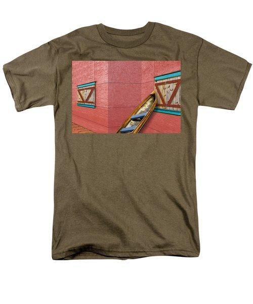 Done Fishing Men's T-Shirt  (Regular Fit) by Paul Wear