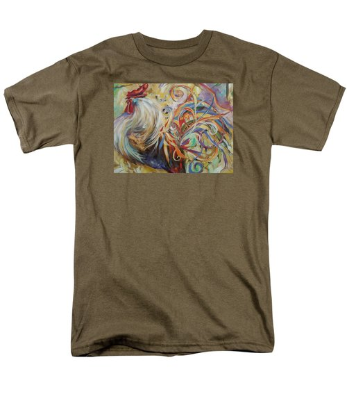 Doodle Do Men's T-Shirt  (Regular Fit) by Heather Roddy