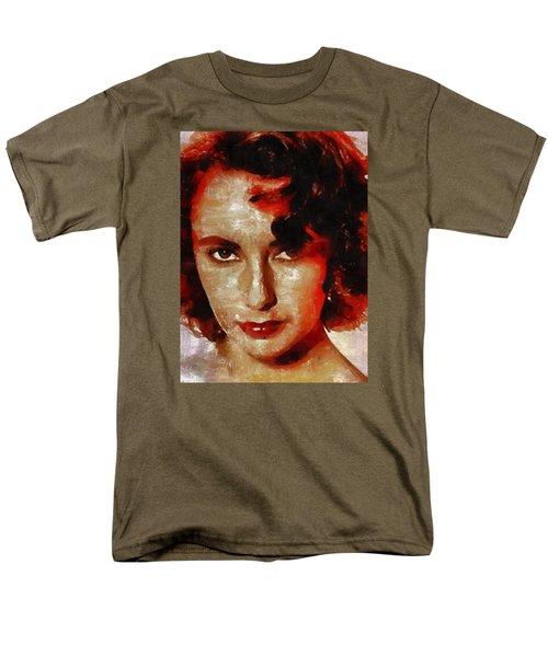 Elizabeth Taylor Men's T-Shirt  (Regular Fit) by Mary Bassett