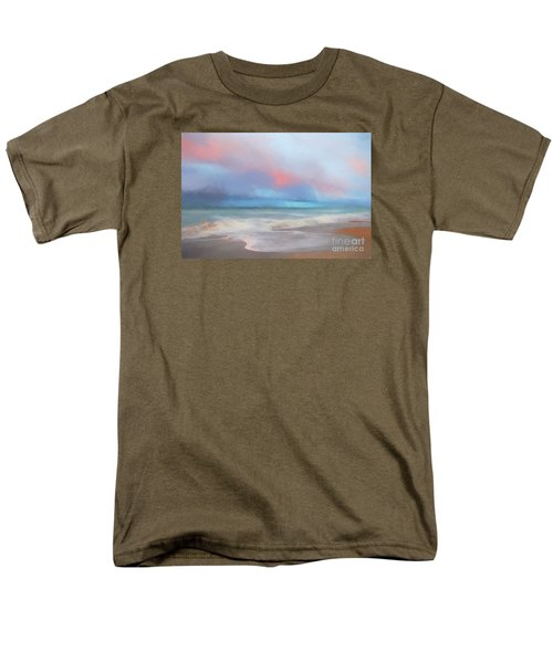 Men's T-Shirt  (Regular Fit) featuring the photograph Emerald Isle North Carolina by Mim White