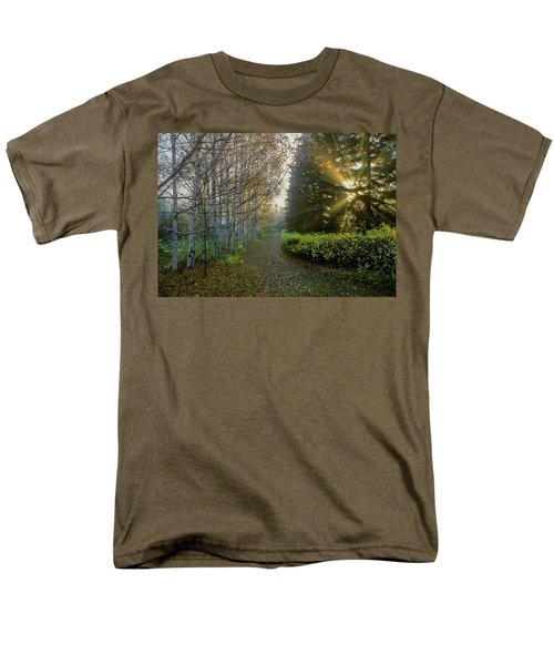 Evening Light Men's T-Shirt  (Regular Fit)