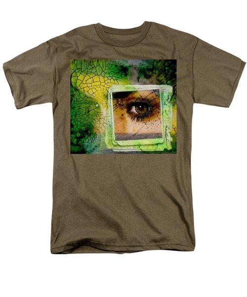 Eye, Me, Mine Men's T-Shirt  (Regular Fit)