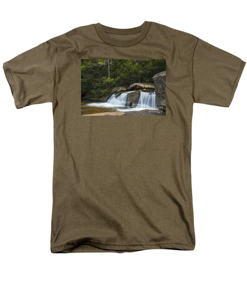 Men's T-Shirt  (Regular Fit) featuring the photograph Falls by Alana Ranney