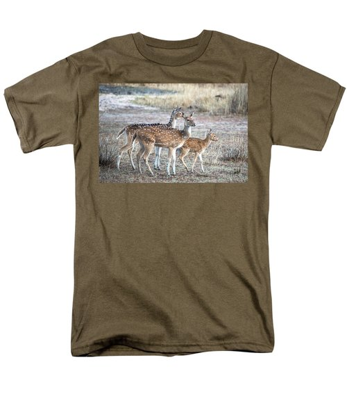 Family Outing Men's T-Shirt  (Regular Fit) by Pravine Chester