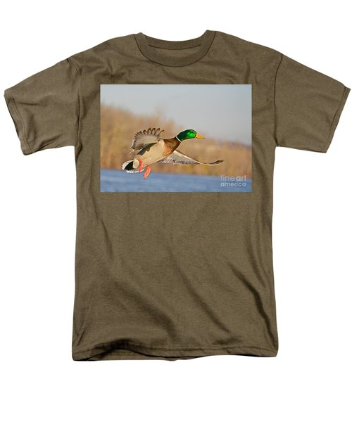 Fly By Men's T-Shirt  (Regular Fit) by Robert Pearson