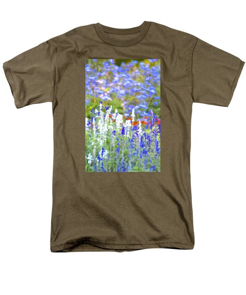 Garden Impression Men's T-Shirt  (Regular Fit) by Tim Good