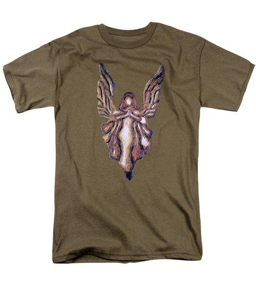Guardian Angel Men's T-Shirt  (Regular Fit)