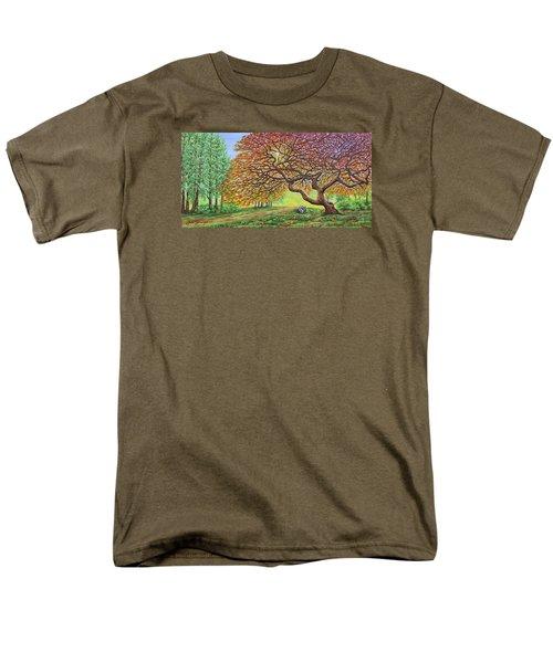 Japanese Maple Men's T-Shirt  (Regular Fit)
