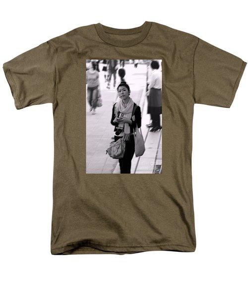 Men's T-Shirt  (Regular Fit) featuring the photograph Jidai Matsuri Xv by Cassandra Buckley