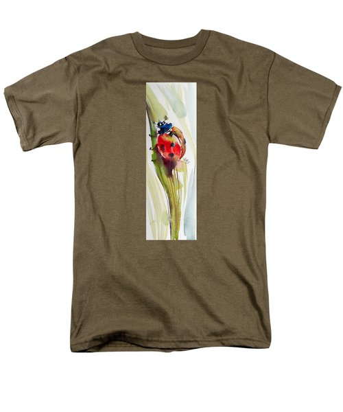 Ladybird Men's T-Shirt  (Regular Fit)