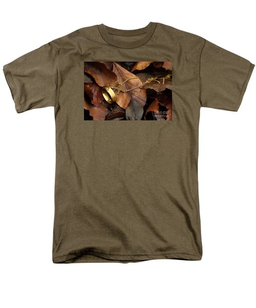 Men's T-Shirt  (Regular Fit) featuring the photograph Lost  by Gary Bridger