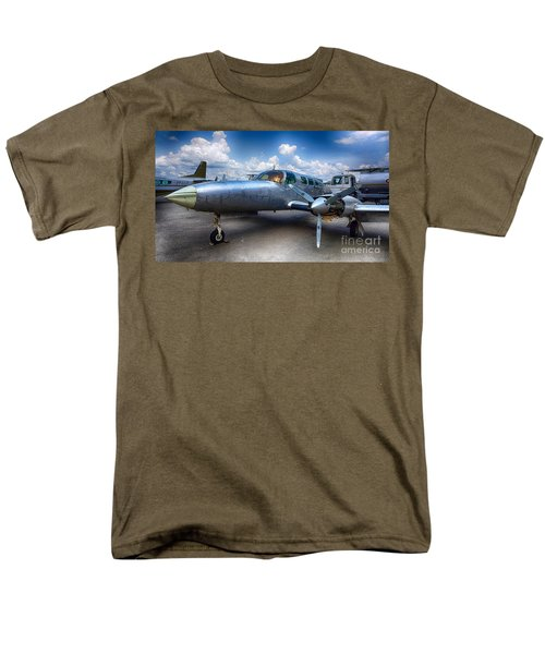 Parked Men's T-Shirt  (Regular Fit) by Charuhas Images