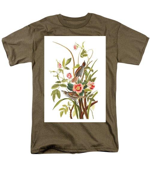 Men's T-Shirt  (Regular Fit) featuring the photograph Pink Roses by Munir Alawi