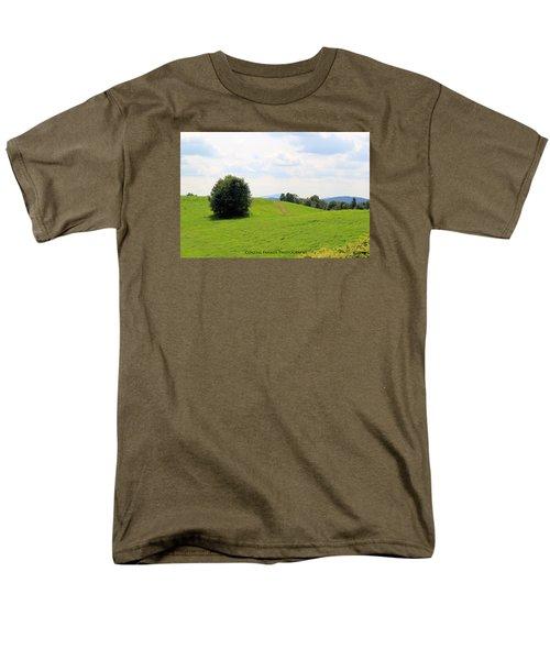 Rolling Hills Men's T-Shirt  (Regular Fit)