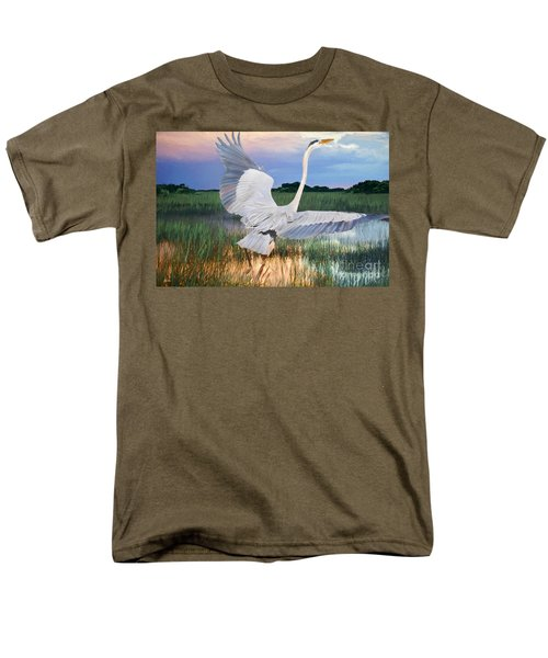 Sail Into Sunset Men's T-Shirt  (Regular Fit) by Judy Kay