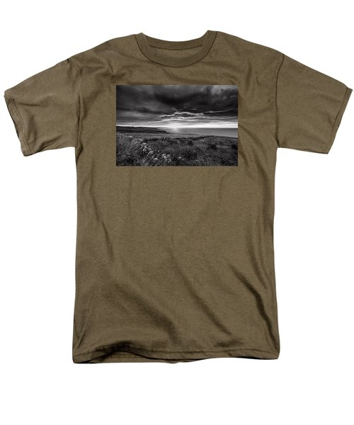 Scottish Sunrise Men's T-Shirt  (Regular Fit) by Jeremy Lavender Photography
