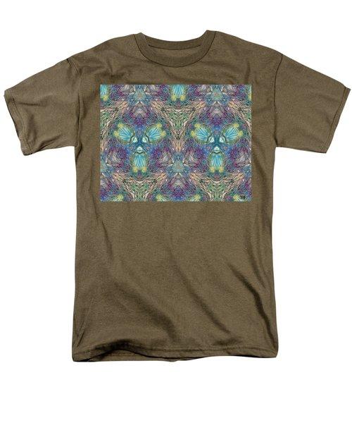 Seascape I Men's T-Shirt  (Regular Fit) by Maria Watt