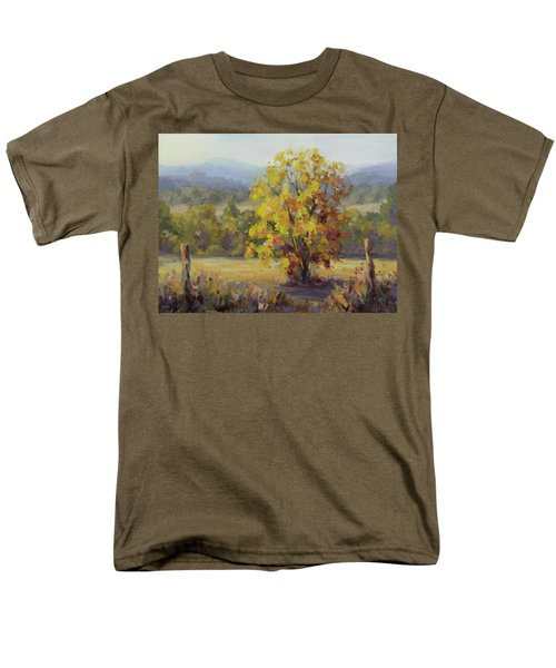Shades Of Autumn Men's T-Shirt  (Regular Fit) by Karen Ilari