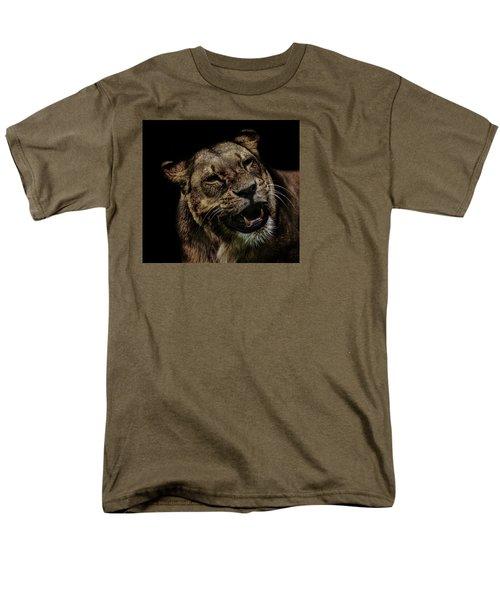 Smile Men's T-Shirt  (Regular Fit) by Martin Newman