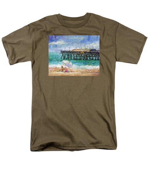 Summer Sun Men's T-Shirt  (Regular Fit)