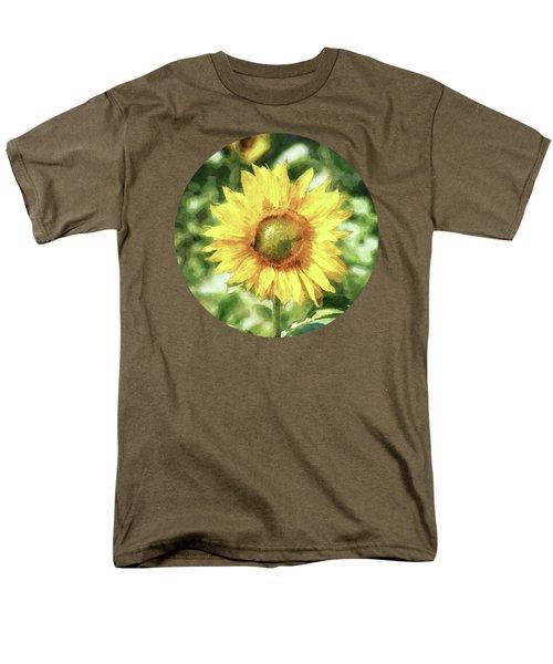 Sunflower Men's T-Shirt  (Regular Fit) by Phil Perkins