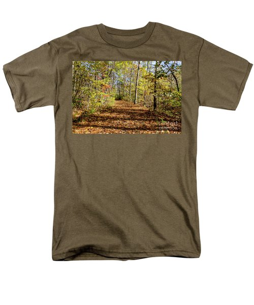 The Outlet Trail Men's T-Shirt  (Regular Fit) by William Norton