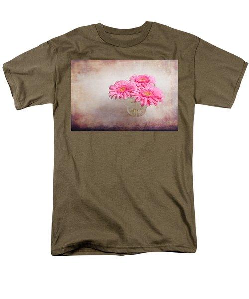 Three Of Us Men's T-Shirt  (Regular Fit) by Randi Grace Nilsberg
