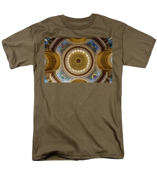 Under The Dome Men's T-Shirt  (Regular Fit) by Randy Scherkenbach
