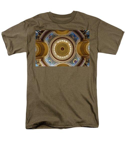 Under The Dome Men's T-Shirt  (Regular Fit)
