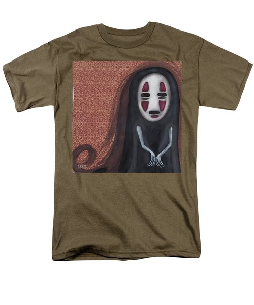 Waiting  Men's T-Shirt  (Regular Fit) by Abril Andrade Griffith