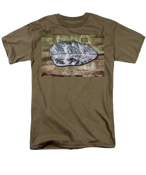 Westminster Military Memorial Men's T-Shirt  (Regular Fit) by Stephen Stookey