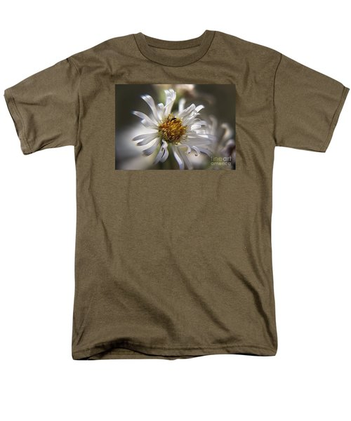 Men's T-Shirt  (Regular Fit) featuring the photograph Wild Aster by Yumi Johnson
