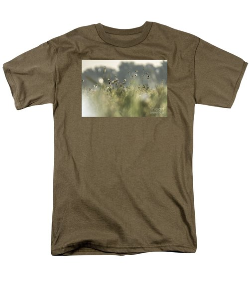 Men's T-Shirt  (Regular Fit) featuring the photograph Meadow Flowers by Odon Czintos