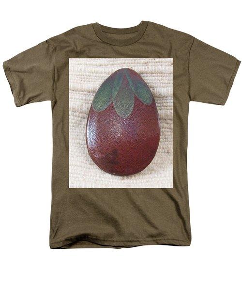 1390 Eggplant Men's T-Shirt  (Regular Fit) by Dianne Brooks