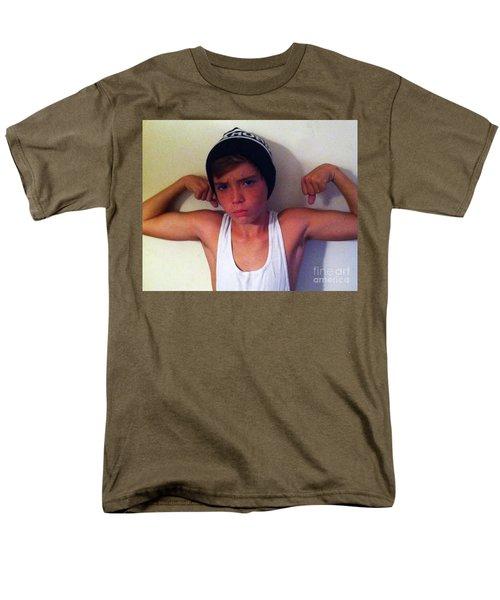 Age 14 Men's T-Shirt  (Regular Fit) by WaLdEmAr BoRrErO