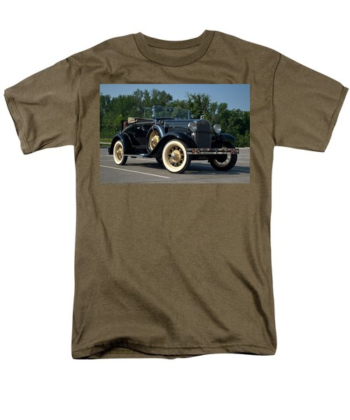 1931 Ford Model A Roadster Men's T-Shirt  (Regular Fit) by Tim McCullough