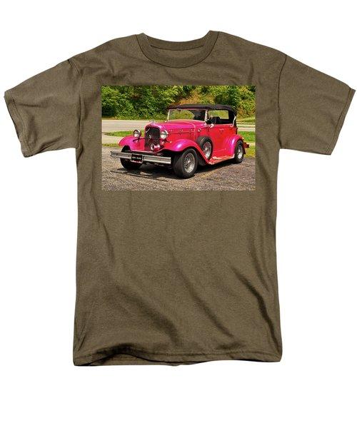 1932 Street Rod 001 Men's T-Shirt  (Regular Fit) by George Bostian