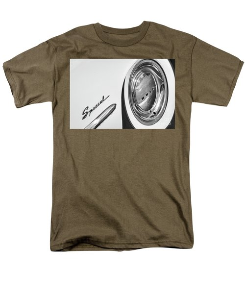 Men's T-Shirt  (Regular Fit) featuring the photograph 1953 Special Monotone by Dennis Hedberg
