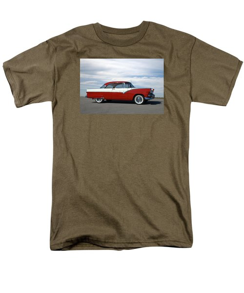 1955 Ford Victoria Men's T-Shirt  (Regular Fit) by Tim McCullough