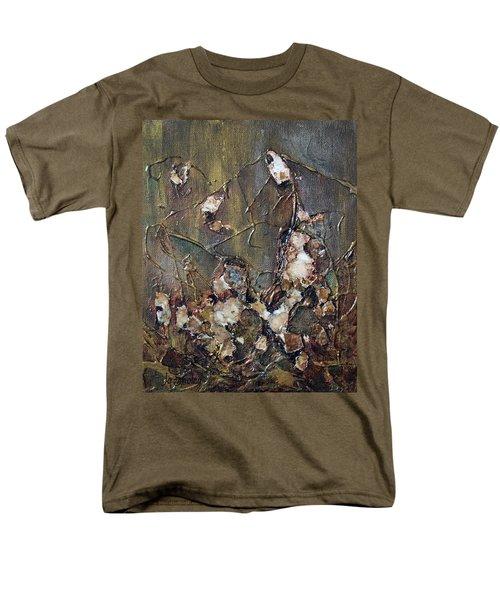 Autumn Leaves Men's T-Shirt  (Regular Fit) by Joanne Smoley