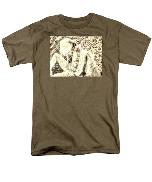 BOY Men's T-Shirt  (Regular Fit) by Yury Bashkin