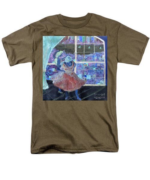 Dansarinas Men's T-Shirt  (Regular Fit) by Reina Resto