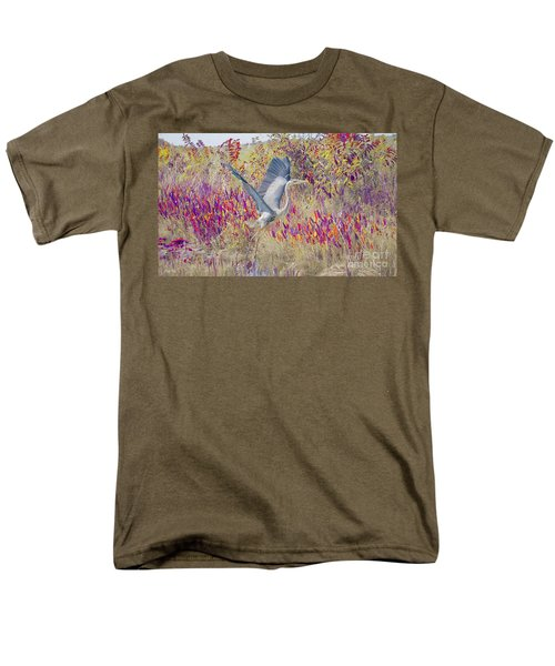 Fly Fly Away Men's T-Shirt  (Regular Fit) by Judy Kay