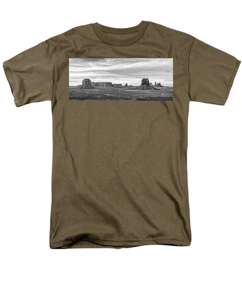 Men's T-Shirt  (Regular Fit) featuring the photograph From Artist's Point by Jon Glaser