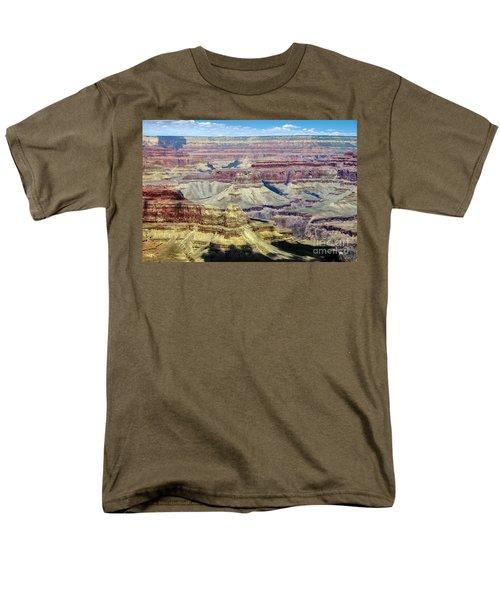 Grand Canyon Men's T-Shirt  (Regular Fit) by RicardMN Photography