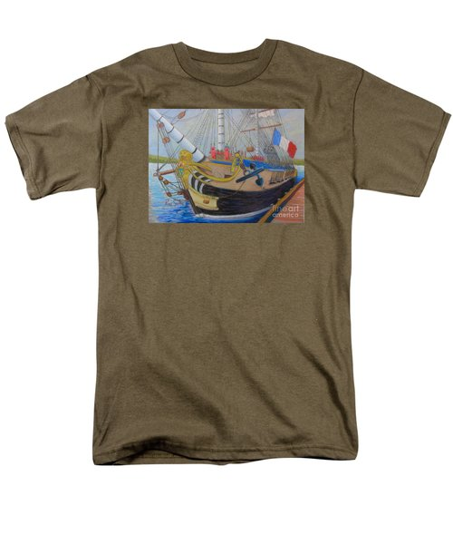 L'hermione Men's T-Shirt  (Regular Fit) by Rae  Smith