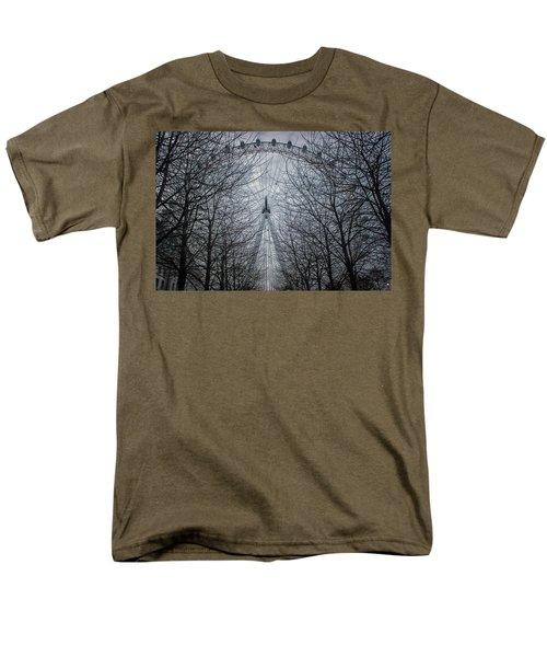 London Eye Men's T-Shirt  (Regular Fit) by Martin Newman