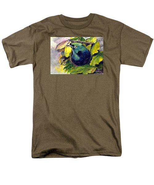 Men's T-Shirt  (Regular Fit) featuring the painting Paradise Bird by Jason Sentuf
